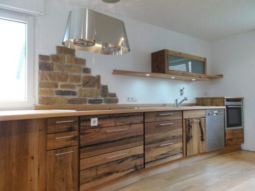 Im Kochgluck Mit Massivholzkuchen Wohnraum8